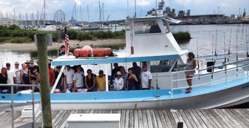 chesapeake group charters