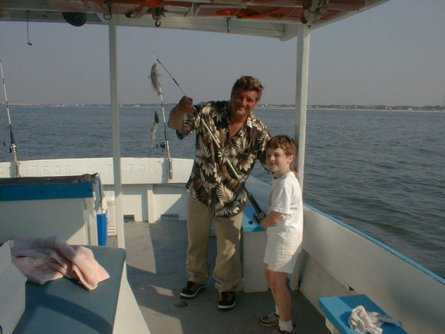 chesapeake bay charter fishing