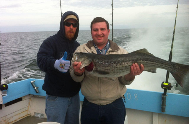 fishing charters chesapeake bay