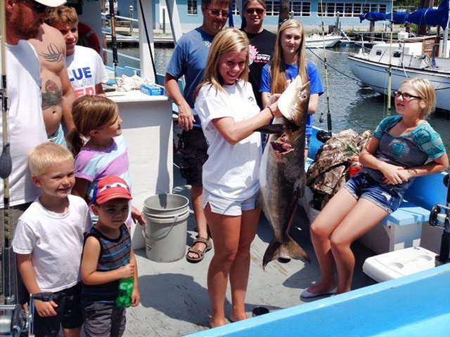 CHESAPEAKE BAY VIRGINIA fishing