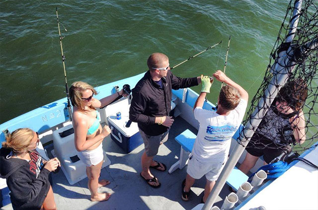 chesapeake bay va fishing fishing charter